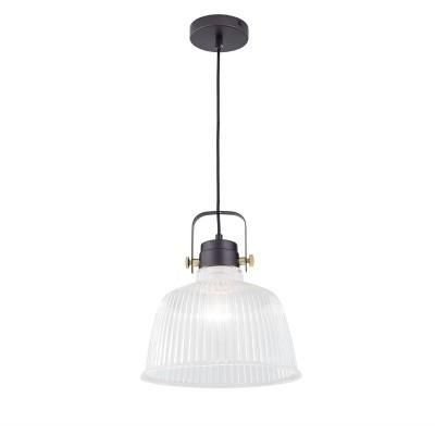 CL448211 Citilux СПЕНСЕРОдиночные<br><br><br>S освещ. до, м2: 4<br>Тип лампы: Накаливания / энергосбережения / светодиодная<br>Тип цоколя: E27<br>Количество ламп: 1<br>MAX мощность ламп, Вт: 75<br>Диаметр, мм мм: 280<br>Высота, мм: 400 - 1200