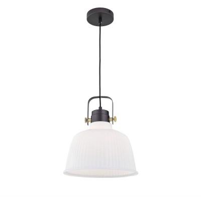 CL448212Одиночные<br><br><br>S освещ. до, м2: 4<br>Тип лампы: Накаливания / энергосбережения / светодиодная<br>Тип цоколя: E27<br>Количество ламп: 1<br>MAX мощность ламп, Вт: 75<br>Диаметр, мм мм: 280<br>Высота, мм: 400 - 1200