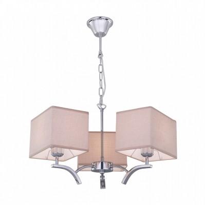Citilux Эвора Квадро CL460231 Люстра подвеснаяПодвесные<br><br><br>Установка на натяжной потолок: Да<br>S освещ. до, м2: 11<br>Тип лампы: накаливания / энергосбережения / LED-светодиодная<br>Тип цоколя: E27<br>Количество ламп: 3<br>MAX мощность ламп, Вт: 75<br>Диаметр, мм мм: 550<br>Высота, мм: 1200<br>Цвет арматуры: серебристый