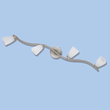 Citilux Белла CL501541 Светильник поворотный спотС 4 лампами<br>Также рекомендуем посмотреть другие споты и трек-системы из серии Белла. Спот CL501541 Ситилюкс - Дания из серии Белла - хорошая возможность улучшить абсолютно любое пространство или помещение.<br><br>S освещ. до, м2: 16<br>Тип лампы: накал-я - энергосбер-я<br>Тип цоколя: E14<br>Количество ламп: 4<br>Ширина, мм: 920<br>MAX мощность ламп, Вт: 60<br>Размеры: Ширина 92см, Глубина 16см, Размер головки 13см.<br>Расстояние от стены, мм: 160<br>Поверхность арматуры: матовый<br>Цвет арматуры: серебристый