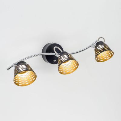 Citilux CL508532 Орегон Светильник споттройные споты<br><br><br>S освещ. до, м2: 7<br>Крепление: Планка<br>Тип лампы: LED - светодиодная<br>Тип цоколя: LED, встроенные светодиоды<br>Цвет арматуры: черный<br>Количество ламп: 3<br>Поверхность арматуры: матовая<br>Оттенок (цвет): черный<br>MAX мощность ламп, Вт: 5<br>Общая мощность, Вт: 15
