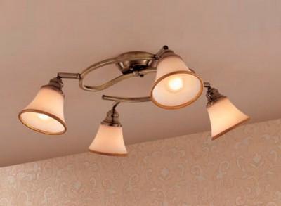 Citilux CL511143 ЛюстраПоворотные<br><br><br>Установка на натяжной потолок: Ограничено<br>S освещ. до, м2: 16<br>Крепление: Планка<br>Тип товара: Люстра<br>Тип лампы: накаливания / энергосбережения / LED-светодиодная<br>Тип цоколя: E14<br>Количество ламп: 4<br>Ширина, мм: 335<br>MAX мощность ламп, Вт: 60<br>Размеры: Габариты 56х86см, Высота 20см<br>Длина, мм: 345<br>Высота, мм: 200<br>Цвет арматуры: коричневый