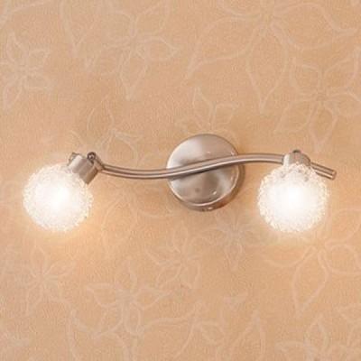 Citilux Юджин CL521522 Светильник поворотный спотДвойные<br>Светильники-споты – это оригинальные изделия с современным дизайном. Они позволяют не ограничивать свою фантазию при выборе освещения для интерьера. Такие модели обеспечивают достаточно качественный свет. Благодаря компактным размерам Вы можете использовать несколько спотов для одного помещения.  Интернет-магазин «Светодом» предлагает необычный светильник-спот Citilux CL521522 по привлекательной цене. Эта модель станет отличным дополнением к люстре, выполненной в том же стиле. Перед оформлением заказа изучите характеристики изделия.  Купить светильник-спот Citilux CL521522 в нашем онлайн-магазине Вы можете либо с помощью формы на сайте, либо по указанным выше телефонам. Обратите внимание, что у нас склады не только в Москве и Екатеринбурге, но и других городах России.<br><br>S освещ. до, м2: 5<br>Крепление: планка<br>Тип лампы: галогенная / LED-светодиодная<br>Тип цоколя: G9<br>Количество ламп: 2<br>MAX мощность ламп, Вт: 40<br>Размеры: Ширина 36 см. Глубина 15 см.<br>Длина, мм: 360<br>Высота, мм: 150<br>Поверхность арматуры: глянцевый<br>Цвет арматуры: серебристый