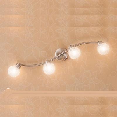 Citilux Юджин CL521542 Светильник поворотный спотС 4 лампами<br>Светильники-споты – это оригинальные изделия с современным дизайном. Они позволяют не ограничивать свою фантазию при выборе освещения для интерьера. Такие модели обеспечивают достаточно качественный свет. Благодаря компактным размерам Вы можете использовать несколько спотов для одного помещения.  Интернет-магазин «Светодом» предлагает необычный светильник-спот Citilux CL521542 по привлекательной цене. Эта модель станет отличным дополнением к люстре, выполненной в том же стиле. Перед оформлением заказа изучите характеристики изделия.  Купить светильник-спот Citilux CL521542 в нашем онлайн-магазине Вы можете либо с помощью формы на сайте, либо по указанным выше телефонам. Обратите внимание, что у нас склады не только в Москве и Екатеринбурге, но и других городах России.<br><br>S освещ. до, м2: 10<br>Крепление: планка<br>Тип лампы: галогенная / LED-светодиодная<br>Тип цоколя: G9<br>Количество ламп: 4<br>MAX мощность ламп, Вт: 40<br>Размеры: Ширина 70 см. Глубина 15 см.<br>Длина, мм: 700<br>Высота, мм: 150<br>Цвет арматуры: серебристый