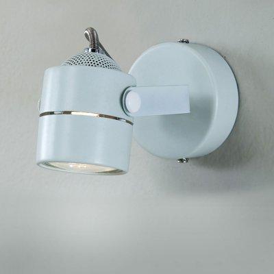 Citilux Ринг CL525510 Светильник поворотный спотОдиночные<br>Светильники-споты – это оригинальные изделия с современным дизайном. Они позволяют не ограничивать свою фантазию при выборе освещения для интерьера. Такие модели обеспечивают достаточно качественный свет. Благодаря компактным размерам Вы можете использовать несколько спотов для одного помещения.  Интернет-магазин «Светодом» предлагает необычный светильник-спот Citilux CL525510 по привлекательной цене. Эта модель станет отличным дополнением к люстре, выполненной в том же стиле. Перед оформлением заказа изучите характеристики изделия.  Купить светильник-спот Citilux CL525510 в нашем онлайн-магазине Вы можете либо с помощью формы на сайте, либо по указанным выше телефонам. Обратите внимание, что у нас склады не только в Москве и Екатеринбурге, но и других городах России.<br><br>S освещ. до, м2: 3<br>Тип лампы: галогенная / LED-светодиодная<br>Тип цоколя: GU10<br>Количество ламп: 1<br>Ширина, мм: 95<br>MAX мощность ламп, Вт: 50<br>Размеры: Диаметр основания 8см, Размер головки 8см<br>Длина, мм: 95<br>Цвет арматуры: белый