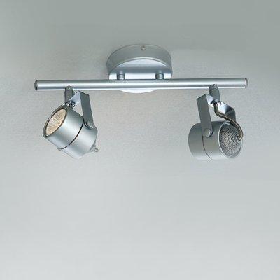 Citilux CL525521 Светильник поворотный спотДвойные<br>Светильники-споты – это оригинальные изделия с современным дизайном. Они позволяют не ограничивать свою фантазию при выборе освещения для интерьера. Такие модели обеспечивают достаточно качественный свет. Благодаря компактным размерам Вы можете использовать несколько спотов для одного помещения.  Интернет-магазин «Светодом» предлагает необычный светильник-спот Citilux CL525521 по привлекательной цене. Эта модель станет отличным дополнением к люстре, выполненной в том же стиле. Перед оформлением заказа изучите характеристики изделия.  Купить светильник-спот Citilux CL525521 в нашем онлайн-магазине Вы можете либо с помощью формы на сайте, либо по указанным выше телефонам. Обратите внимание, что у нас склады не только в Москве и Екатеринбурге, но и других городах России.<br><br>S освещ. до, м2: 6<br>Тип лампы: галогенная / LED-светодиодная<br>Тип цоколя: GU10<br>Количество ламп: 2<br>MAX мощность ламп, Вт: 50<br>Размеры: Диаметр основания 10см, Трубка 32см, Размер головки 8см<br>Высота, мм: 80<br>Поверхность арматуры: глянцевый<br>Цвет арматуры: серебристый