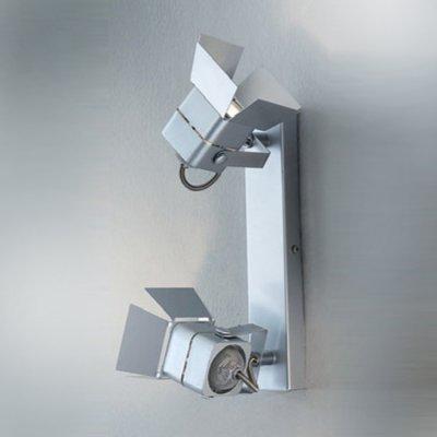 Citilux CL526521S Светильник поворотный спотдвойные светильники споты<br>Светильники-споты – это оригинальные изделия с современным дизайном. Они позволяют не ограничивать свою фантазию при выборе освещения для интерьера. Такие модели обеспечивают достаточно качественный свет. Благодаря компактным размерам Вы можете использовать несколько спотов для одного помещения.  Интернет-магазин «Светодом» предлагает необычный светильник-спот Citilux CL526521S по привлекательной цене. Эта модель станет отличным дополнением к люстре, выполненной в том же стиле. Перед оформлением заказа изучите характеристики изделия.  Купить светильник-спот Citilux CL526521S в нашем онлайн-магазине Вы можете либо с помощью формы на сайте, либо по указанным выше телефонам. Обратите внимание, что у нас склады не только в Москве и Екатеринбурге, но и других городах России.<br><br>S освещ. до, м2: 6<br>Тип лампы: галогенная / LED-светодиодная<br>Тип цоколя: GU10<br>Цвет арматуры: серебристый<br>Количество ламп: 2<br>Ширина, мм: 90<br>Размеры: Основание 5хХХсм, Размер головки 8см<br>Длина, мм: 150<br>Высота, мм: 330<br>Поверхность арматуры: глянцевый<br>MAX мощность ламп, Вт: 50
