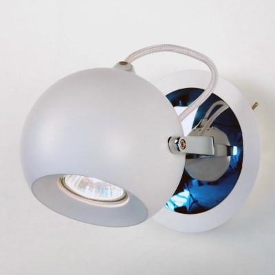 Citilux CL532512 Светильник настенно-потолочныйОдиночные<br>Светильники-споты – это оригинальные изделия с современным дизайном. Они позволяют не ограничивать свою фантазию при выборе освещения для интерьера. Такие модели обеспечивают достаточно качественный свет. Благодаря компактным размерам Вы можете использовать несколько спотов для одного помещения. <br>Интернет-магазин «Светодом» предлагает необычный светильник-спот Citilux CL532512 по привлекательной цене. Эта модель станет отличным дополнением к люстре, выполненной в том же стиле. Перед оформлением заказа изучите характеристики изделия. <br>Купить светильник-спот Citilux CL532512 в нашем онлайн-магазине Вы можете либо с помощью формы на сайте, либо по указанным выше телефонам. Обратите внимание, что у нас склады не только в Москве и Екатеринбурге, но и других городах России.<br><br>S освещ. до, м2: 3<br>Тип лампы: галогенная<br>Тип цоколя: GU10<br>Цвет арматуры: белый<br>Количество ламп: 1<br>Размеры: Диаметр основания 9см, Диаметр шара 10см, Шнур в текстильной оболочке<br>MAX мощность ламп, Вт: 50