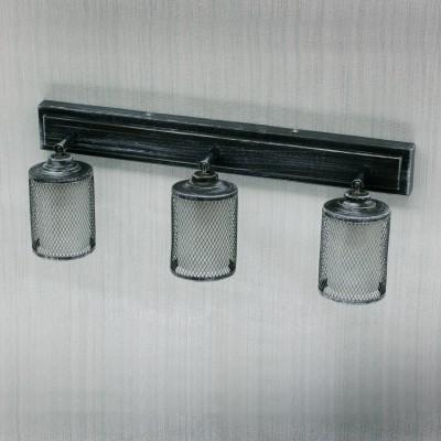 Citilux Робин CL535531 Светильник настенно-потолочныйТройные<br>Светильники-споты – это оригинальные изделия с современным дизайном. Они позволяют не ограничивать свою фантазию при выборе освещения для интерьера. Такие модели обеспечивают достаточно качественный свет. Благодаря компактным размерам Вы можете использовать несколько спотов для одного помещения.  Интернет-магазин «Светодом» предлагает необычный светильник-спот Citilux CL535531 по привлекательной цене. Эта модель станет отличным дополнением к люстре, выполненной в том же стиле. Перед оформлением заказа изучите характеристики изделия.  Купить светильник-спот Citilux CL535531 в нашем онлайн-магазине Вы можете либо с помощью формы на сайте, либо по указанным выше телефонам. Обратите внимание, что у нас склады не только в Москве и Екатеринбурге, но и других городах России.<br><br>S освещ. до, м2: 9<br>Тип лампы: Накаливания / энергосбережения / светодиодная<br>Цвет арматуры: серебристый<br>Количество ламп: 3