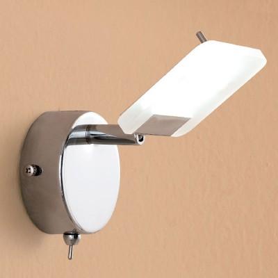 Citilux Стив CL550511 Светильник поворотный спотОдиночные<br>Светильники-споты – это оригинальные изделия с современным дизайном. Они позволяют не ограничивать свою фантазию при выборе освещения для интерьера. Такие модели обеспечивают достаточно качественный свет. Благодаря компактным размерам Вы можете использовать несколько спотов для одного помещения. <br>Интернет-магазин «Светодом» предлагает необычный светильник-спот Citilux CL550511 по привлекательной цене. Эта модель станет отличным дополнением к люстре, выполненной в том же стиле. Перед оформлением заказа изучите характеристики изделия. <br>Купить светильник-спот Citilux CL550511 в нашем онлайн-магазине Вы можете либо с помощью формы на сайте, либо по указанным выше телефонам. Обратите внимание, что у нас склады не только в Москве и Екатеринбурге, но и других городах России.<br><br>S освещ. до, м2: 3<br>Цветовая t, К: 3000<br>Тип лампы: LED - светодиодная<br>Тип цоколя: LED*5W*3000K<br>Количество ламп: 1<br>Ширина, мм: 80<br>Длина, мм: 150<br>Высота, мм: 80<br>Поверхность арматуры: глянцевый<br>Оттенок (цвет): белый<br>Цвет арматуры: серебристый хром