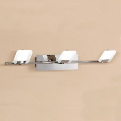 Citilux Стив CL550531 Светильник поворотный спотТройные<br>Светильники-споты – это оригинальные изделия с современным дизайном. Они позволяют не ограничивать свою фантазию при выборе освещения для интерьера. Такие модели обеспечивают достаточно качественный свет. Благодаря компактным размерам Вы можете использовать несколько спотов для одного помещения.  Интернет-магазин «Светодом» предлагает необычный светильник-спот Citilux CL550531 по привлекательной цене. Эта модель станет отличным дополнением к люстре, выполненной в том же стиле. Перед оформлением заказа изучите характеристики изделия.  Купить светильник-спот Citilux CL550531 в нашем онлайн-магазине Вы можете либо с помощью формы на сайте, либо по указанным выше телефонам. Обратите внимание, что у нас склады не только в Москве и Екатеринбурге, но и других городах России.<br><br>S освещ. до, м2: 10<br>Цветовая t, К: 3000<br>Тип лампы: LED - светодиодная<br>Тип цоколя: LED*5W*3000K<br>Количество ламп: 3<br>Ширина, мм: 610<br>Длина, мм: 180<br>Высота, мм: 80<br>Поверхность арматуры: глянцевый<br>Оттенок (цвет): белый<br>Цвет арматуры: серебристый хром