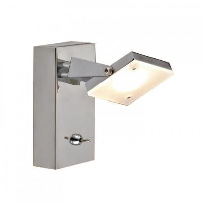 Citilux Кода CL551511 Светильник поворотный спотОдиночные<br>Светильники-споты – это оригинальные изделия с современным дизайном. Они позволяют не ограничивать свою фантазию при выборе освещения для интерьера. Такие модели обеспечивают достаточно качественный свет. Благодаря компактным размерам Вы можете использовать несколько спотов для одного помещения. <br>Интернет-магазин «Светодом» предлагает необычный светильник-спот Citilux CL551511 по привлекательной цене. Эта модель станет отличным дополнением к люстре, выполненной в том же стиле. Перед оформлением заказа изучите характеристики изделия. <br>Купить светильник-спот Citilux CL551511 в нашем онлайн-магазине Вы можете либо с помощью формы на сайте, либо по указанным выше телефонам. Обратите внимание, что мы предлагаем доставку не только по Москве и Екатеринбургу, но и всем остальным российским городам.<br><br>S освещ. до, м2: 3<br>Цветовая t, К: 3000<br>Тип лампы: LED - светодиодная<br>Тип цоколя: LED*5W*3000K<br>Количество ламп: 1<br>Ширина, мм: 70<br>Длина, мм: 140<br>Высота, мм: 120<br>Поверхность арматуры: глянцевый<br>Оттенок (цвет): белый<br>Цвет арматуры: серебристый хром