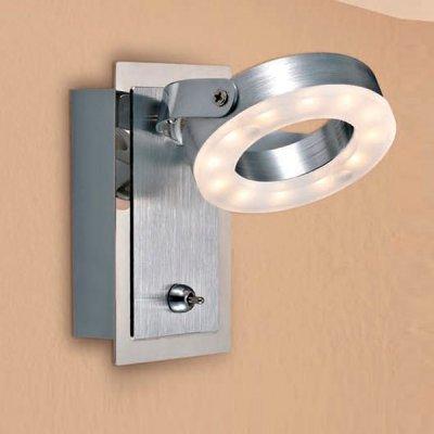 Citilux Бильбо CL553511 Светильник поворотный спотОдиночные<br>Светильники-споты – это оригинальные изделия с современным дизайном. Они позволяют не ограничивать свою фантазию при выборе освещения для интерьера. Такие модели обеспечивают достаточно качественный свет. Благодаря компактным размерам Вы можете использовать несколько спотов для одного помещения.  Интернет-магазин «Светодом» предлагает необычный светильник-спот Citilux CL553511 по привлекательной цене. Эта модель станет отличным дополнением к люстре, выполненной в том же стиле. Перед оформлением заказа изучите характеристики изделия.  Купить светильник-спот Citilux CL553511 в нашем онлайн-магазине Вы можете либо с помощью формы на сайте, либо по указанным выше телефонам. Обратите внимание, что мы предлагаем доставку не только по Москве и Екатеринбургу, но и всем остальным российским городам.<br><br>Тип товара: Светильник поворотный спот<br>Цветовая t, К: 3000<br>Тип лампы: LED - светодиодная<br>Количество ламп: 1<br>Ширина, мм: 80<br>MAX мощность ламп, Вт: 6<br>Размеры: LED 6W<br>Расстояние от стены, мм: 125<br>Высота, мм: 120<br>Цвет арматуры: серебристый