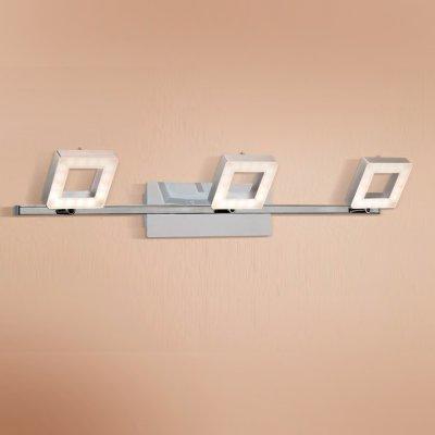 Citilux Квадро CL554531 Светильник поворотный спотТройные<br>Светильники-споты – то оригинальные издели с современным дизайном. Они позволт не ограничивать сво фантази при выборе освещени дл интерьера. Такие модели обеспечиват достаточно качественный свет. Благодар компактным размерам Вы можете использовать несколько спотов дл одного помещени.  Интернет-магазин «Светодом» предлагает необычный светильник-спот Citilux CL554531 по привлекательной цене. Эта модель станет отличным дополнением к лстре, выполненной в том же стиле. Перед оформлением заказа изучите характеристики издели.  Купить светильник-спот Citilux CL554531 в нашем онлайн-магазине Вы можете либо с помощь формы на сайте, либо по указанным выше телефонам. Обратите внимание, что мы предлагаем доставку не только по Москве и Екатеринбургу, но и всем остальным российским городам.<br><br>S освещ. до, м2: 1<br>Цветова t, К: 3000<br>Тип лампы: LED - светодиодна<br>Тип цокол: LED<br>Количество ламп: 3<br>Ширина, мм: 600<br>MAX мощность ламп, Вт: 6,4<br>Размеры: LED 6,4W<br>Расстоние от стены, мм: 190<br>Высота, мм: 80<br>Поверхность арматуры: глнцевый<br>Цвет арматуры: серебристый