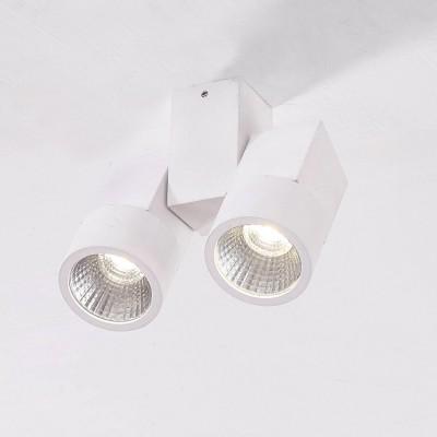 Citilux Дубль CL556100 Светильник настенный брадвойные светильники споты<br>Светильники-споты – это оригинальные изделия с современным дизайном. Они позволяют не ограничивать свою фантазию при выборе освещения для интерьера. Такие модели обеспечивают достаточно качественный свет. Благодаря компактным размерам Вы можете использовать несколько спотов для одного помещения.  Интернет-магазин «Светодом» предлагает необычный светильник-спот Citilux CL556100 по привлекательной цене. Эта модель станет отличным дополнением к люстре, выполненной в том же стиле. Перед оформлением заказа изучите характеристики изделия.  Купить светильник-спот Citilux CL556100 в нашем онлайн-магазине Вы можете либо с помощью формы на сайте, либо по указанным выше телефонам. Обратите внимание, что у нас склады не только в Москве и Екатеринбурге, но и других городах России.<br><br>S освещ. до, м2: 4<br>Цветовая t, К: 3000K<br>Тип лампы: LED-светодиодная<br>Тип цоколя: LED<br>Цвет арматуры: Белый<br>Количество ламп: 2<br>Ширина, мм: 130<br>Длина, мм: 135<br>Высота, мм: 160<br>MAX мощность ламп, Вт: 5