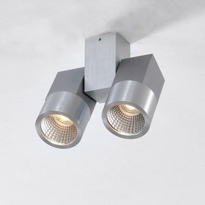 Citilux Дубль CL556101 Светильник настенный браДвойные<br>Светильники-споты – это оригинальные изделия с современным дизайном. Они позволяют не ограничивать свою фантазию при выборе освещения для интерьера. Такие модели обеспечивают достаточно качественный свет. Благодаря компактным размерам Вы можете использовать несколько спотов для одного помещения.  Интернет-магазин «Светодом» предлагает необычный светильник-спот Citilux CL556101 по привлекательной цене. Эта модель станет отличным дополнением к люстре, выполненной в том же стиле. Перед оформлением заказа изучите характеристики изделия.  Купить светильник-спот Citilux CL556101 в нашем онлайн-магазине Вы можете либо с помощью формы на сайте, либо по указанным выше телефонам. Обратите внимание, что у нас склады не только в Москве и Екатеринбурге, но и других городах России.<br><br>S освещ. до, м2: 4<br>Цветовая t, К: 3000K<br>Тип лампы: LED-светодиодная<br>Тип цоколя: LED<br>Цвет арматуры: серебристый<br>Количество ламп: 2<br>Ширина, мм: 130<br>Длина, мм: 135<br>Высота, мм: 160<br>MAX мощность ламп, Вт: 5