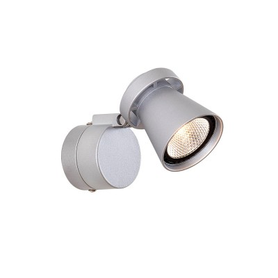 Citilux Дубль-1 CL556511 Светильник настненно-потолочныйОдиночные<br>Светильники-споты – это оригинальные изделия с современным дизайном. Они позволяют не ограничивать свою фантазию при выборе освещения для интерьера. Такие модели обеспечивают достаточно качественный свет. Благодаря компактным размерам Вы можете использовать несколько спотов для одного помещения.  Интернет-магазин «Светодом» предлагает необычный светильник-спот Citilux CL556511 по привлекательной цене. Эта модель станет отличным дополнением к люстре, выполненной в том же стиле. Перед оформлением заказа изучите характеристики изделия.  Купить светильник-спот Citilux CL556511 в нашем онлайн-магазине Вы можете либо с помощью формы на сайте, либо по указанным выше телефонам. Обратите внимание, что у нас склады не только в Москве и Екатеринбурге, но и других городах России.<br><br>Цветовая t, К: 3000K<br>Тип лампы: LED-светодиодная<br>Тип цоколя: LED<br>Количество ламп: 1<br>Ширина, мм: 135<br>MAX мощность ламп, Вт: 7<br>Длина, мм: 70<br>Высота, мм: 130<br>Цвет арматуры: Серебристый
