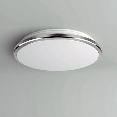 CL702161N Citilux ЛУНАкруглые светильники<br><br><br>S освещ. до, м2: 7<br>Цветовая t, К: 4000<br>Тип лампы: LED<br>Тип цоколя: LED<br>Диаметр, мм мм: 280<br>Высота, мм: 65<br>MAX мощность ламп, Вт: 16
