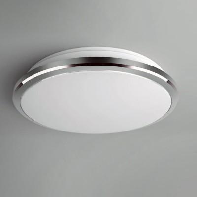 Citilux Луна CL702221W Светильник настненно-потолочныйКруглые<br>Настенно-потолочные светильники – это универсальные осветительные варианты, которые подходят для вертикального и горизонтального монтажа. В интернет-магазине «Светодом» Вы можете приобрести подобные модели по выгодной стоимости. В нашем каталоге представлены как бюджетные варианты, так и эксклюзивные изделия от производителей, которые уже давно заслужили доверие дизайнеров и простых покупателей.  Настенно-потолочный светильник Citilux CL702221W станет прекрасным дополнением к основному освещению. Благодаря качественному исполнению и применению современных технологий при производстве эта модель будет радовать Вас своим привлекательным внешним видом долгое время. Приобрести настенно-потолочный светильник Citilux CL702221W можно, находясь в любой точке России.<br><br>S освещ. до, м2: 11<br>Цветовая t, К: 3000K<br>Тип лампы: LED-светодиодная<br>Тип цоколя: LED<br>Цвет арматуры: серебристый хром<br>Количество ламп: 22<br>Диаметр, мм мм: 330<br>Высота, мм: 65<br>MAX мощность ламп, Вт: 1<br>Общая мощность, Вт: 22W светодиодов = 220W накаливания