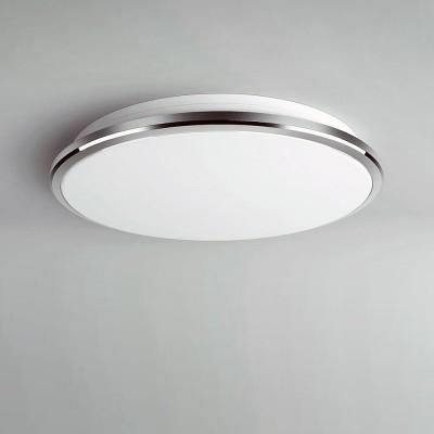 CL702301NКруглые<br><br><br>Цветовая t, К: 4000<br>Тип лампы: LED<br>Тип цоколя: LED<br>MAX мощность ламп, Вт: 30<br>Диаметр, мм мм: 380<br>Высота, мм: 65