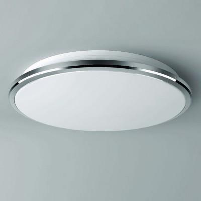 Citilux Луна CL702301W Светильник настненно-потолочныйкруглые светильники<br>Настенно-потолочные светильники – это универсальные осветительные варианты, которые подходят для вертикального и горизонтального монтажа. В интернет-магазине «Светодом» Вы можете приобрести подобные модели по выгодной стоимости. В нашем каталоге представлены как бюджетные варианты, так и эксклюзивные изделия от производителей, которые уже давно заслужили доверие дизайнеров и простых покупателей.  Настенно-потолочный светильник Citilux CL702301W станет прекрасным дополнением к основному освещению. Благодаря качественному исполнению и применению современных технологий при производстве эта модель будет радовать Вас своим привлекательным внешним видом долгое время. Приобрести настенно-потолочный светильник Citilux CL702301W можно, находясь в любой точке России.<br><br>S освещ. до, м2: 15<br>Цветовая t, К: 3000K<br>Тип лампы: LED-светодиодная<br>Тип цоколя: LED<br>Цвет арматуры: серебристый хром<br>Количество ламп: 30<br>Диаметр, мм мм: 380<br>Высота, мм: 65<br>MAX мощность ламп, Вт: 1<br>Общая мощность, Вт: 30W светодиодов = 300W накаливания