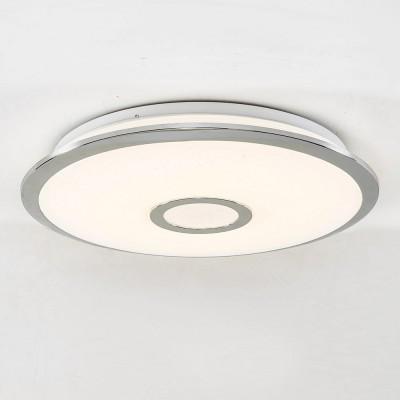 Citilux Старлайт CL70330R СветильникКруглые<br>Настенно-потолочные светильники – это универсальные осветительные варианты, которые подходят для вертикального и горизонтального монтажа. В интернет-магазине «Светодом» Вы можете приобрести подобные модели по выгодной стоимости. В нашем каталоге представлены как бюджетные варианты, так и эксклюзивные изделия от производителей, которые уже давно заслужили доверие дизайнеров и простых покупателей.  Настенно-потолочный светильник Citilux CL70330R станет прекрасным дополнением к основному освещению. Благодаря качественному исполнению и применению современных технологий при производстве эта модель будет радовать Вас своим привлекательным внешним видом долгое время.  Приобрести настенно-потолочный светильник Citilux CL70330R можно, находясь в любой точке России.<br><br>S освещ. до, м2: 15<br>Цветовая t, К: 3000K-4500K<br>Тип лампы: LED-светодиодная<br>Тип цоколя: LED<br>MAX мощность ламп, Вт: 30<br>Диаметр, мм мм: 420<br>Высота, мм: 70<br>Цвет арматуры: серебристый хром<br>Общая мощность, Вт: 30W светодиодов = 300W накаливания