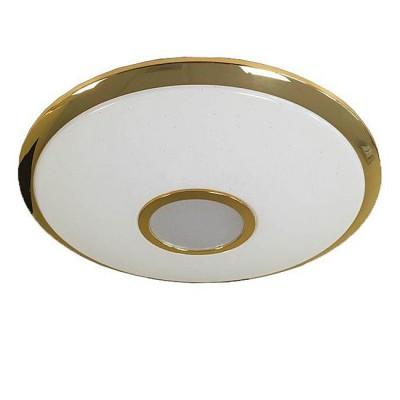 Citilux Старлайт CL70332R СветильникКруглые<br>Настенно-потолочные светильники – это универсальные осветительные варианты, которые подходят для вертикального и горизонтального монтажа. В интернет-магазине «Светодом» Вы можете приобрести подобные модели по выгодной стоимости. В нашем каталоге представлены как бюджетные варианты, так и эксклюзивные изделия от производителей, которые уже давно заслужили доверие дизайнеров и простых покупателей.  Настенно-потолочный светильник Citilux CL70332R станет прекрасным дополнением к основному освещению. Благодаря качественному исполнению и применению современных технологий при производстве эта модель будет радовать Вас своим привлекательным внешним видом долгое время. Приобрести настенно-потолочный светильник Citilux CL70332R можно, находясь в любой точке России.<br><br>S освещ. до, м2: 15<br>Цветовая t, К: 3000K-4500K<br>Тип лампы: LED-светодиодная<br>Тип цоколя: LED<br>MAX мощность ламп, Вт: 30<br>Диаметр, мм мм: 420<br>Высота, мм: 70<br>Цвет арматуры: золотой<br>Общая мощность, Вт: 30W светодиодов = 300W накаливания