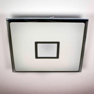 Citilux СтарЛайт CL70350R Светильник с пультомКвадратные<br>Уникальный светодиодный светильник Citilux CL70350R СтарЛайт подойдет для комнаты площадью до 25м2. Актуальное наличие, видео обзор, фото в интерьере и дополнительная информация в спецификации или по телефону.<br><br>Установка на натяжной потолок: Да<br>S освещ. до, м2: 25<br>Крепление: планка<br>Цветовая t, К: 3000 - 4500<br>Тип лампы: LED - светодиодная<br>Тип цоколя: LED<br>Ширина, мм: 490<br>MAX мощность ламп, Вт: 50<br>Длина, мм: 490<br>Высота, мм: 90<br>Цвет арматуры: серебристый<br>Общая мощность, Вт: 50W светодиодов = 500W накаливания
