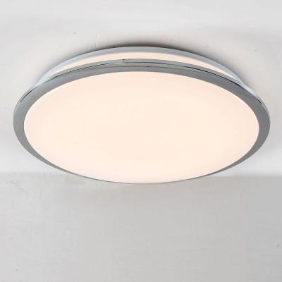 Citilux Старлайт CL70360 СветильникКруглые<br>Настенно-потолочные светильники – это универсальные осветительные варианты, которые подходят для вертикального и горизонтального монтажа. В интернет-магазине «Светодом» Вы можете приобрести подобные модели по выгодной стоимости. В нашем каталоге представлены как бюджетные варианты, так и эксклюзивные изделия от производителей, которые уже давно заслужили доверие дизайнеров и простых покупателей.  Настенно-потолочный светильник Citilux CL70360 станет прекрасным дополнением к основному освещению. Благодаря качественному исполнению и применению современных технологий при производстве эта модель будет радовать Вас своим привлекательным внешним видом долгое время. Приобрести настенно-потолочный светильник Citilux CL70360 можно, находясь в любой точке России. Компания «Светодом» осуществляет доставку заказов не только по Москве и Екатеринбургу, но и в остальные города.<br><br>S освещ. до, м2: 30<br>Цветовая t, К: 3000K<br>Тип лампы: LED-светодиодная<br>Тип цоколя: LED<br>MAX мощность ламп, Вт: 60<br>Диаметр, мм мм: 515<br>Высота, мм: 75<br>Цвет арматуры: серебристый хром<br>Общая мощность, Вт: 60W светодиодов = 600W накаливания