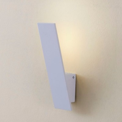 Citilux Декарт-2 CL704020 Светильник настенный браХай-тек<br><br><br>Цветовая t, К: 3000<br>Тип лампы: LED<br>Тип цоколя: LED<br>Количество ламп: 6<br>Ширина, мм: 60<br>MAX мощность ламп, Вт: 1<br>Размеры: Светодиодный светильник теплого света (ЦТ=3000К), Строгий минималистичный дизайн, Ширина 6см, Высота 24см, Глубина 10см<br>Расстояние от стены, мм: 100<br>Высота, мм: 240<br>Цвет арматуры: белый