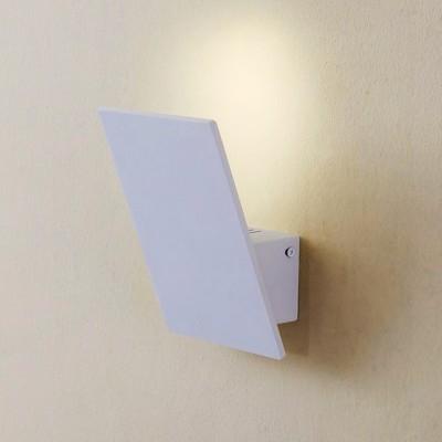 Citilux Декарт-3 CL704030 Светильник настенный браХай-тек<br><br><br>Цветовая t, К: 3000<br>Тип лампы: LED<br>Тип цоколя: LED<br>Количество ламп: 10<br>Ширина, мм: 120<br>MAX мощность ламп, Вт: 10<br>Размеры: Светодиодный светильник теплого света (ЦТ=3000К), Строгий минималистичный дизайн, Ширина 12см, Высота 17см, Глубина 9см<br>Расстояние от стены, мм: 90<br>Высота, мм: 170<br>Цвет арматуры: белый