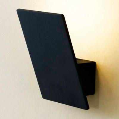 Citilux Декарт-3 CL704031 Светильник настенный браХай-тек<br><br><br>Цветовая t, К: 3000<br>Тип лампы: LED<br>Тип цоколя: LED<br>Количество ламп: 10<br>Ширина, мм: 120<br>MAX мощность ламп, Вт: 1<br>Размеры: Светодиодный светильник теплого света (ЦТ=3000К), Строгий минималистичный дизайн, Ширина 12см, Высота 17см, Глубина 9см<br>Расстояние от стены, мм: 90<br>Высота, мм: 170<br>Цвет арматуры: черный