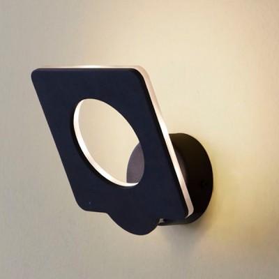 Citilux Декарт-5 CL704051 Светильник настенный браБра хай тек стиля<br><br><br>Цветовая t, К: 3000<br>Тип лампы: LED<br>Тип цоколя: LED<br>Цвет арматуры: черный<br>Количество ламп: 9<br>Ширина, мм: 140<br>Размеры: Светодиодный светильник теплого света (ЦТ=3000К), Положение светящейся части регулируется, Ширина 14см, Высота 15см, Глубина от 7см<br>Расстояние от стены, мм: 70<br>Высота, мм: 150<br>MAX мощность ламп, Вт: 1