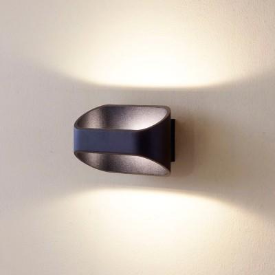 Citilux Декарт-7 CL704071 Светильник настенный браСовременные<br><br><br>Тип цоколя: LED*1W*3000K<br>Количество ламп: 6<br>Ширина, мм: 160<br>MAX мощность ламп, Вт: 6<br>Размеры: Светодиодный светильник теплого света (ЦТ=3000К), Строгий минималистичный дизайн, Ширина 16см, Высота 10см, Глубина 10см<br>Расстояние от стены, мм: 100<br>Высота, мм: 100<br>Цвет арматуры: Черный