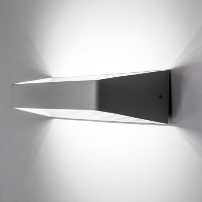 Citilux Декарт CL704330 Светильник настенный браХай-тек<br><br><br>Цветовая t, К: 3000K<br>Тип лампы: LED-светодиодная<br>Тип цоколя: LED<br>Количество ламп: 12<br>Ширина, мм: 100<br>MAX мощность ламп, Вт: 1<br>Длина, мм: 430<br>Высота, мм: 80<br>Цвет арматуры: Белый