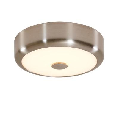 Citilux Фостер-1 CL706111 Светильник настненно-потолочныйКруглые<br>Настенно-потолочные светильники – это универсальные осветительные варианты, которые подходят для вертикального и горизонтального монтажа. В интернет-магазине «Светодом» Вы можете приобрести подобные модели по выгодной стоимости. В нашем каталоге представлены как бюджетные варианты, так и эксклюзивные изделия от производителей, которые уже давно заслужили доверие дизайнеров и простых покупателей.  Настенно-потолочный светильник Citilux CL706111 станет прекрасным дополнением к основному освещению. Благодаря качественному исполнению и применению современных технологий при производстве эта модель будет радовать Вас своим привлекательным внешним видом долгое время. Приобрести настенно-потолочный светильник Citilux CL706111 можно, находясь в любой точке России.<br><br>S освещ. до, м2: 6<br>Цветовая t, К: 3000K<br>Тип лампы: LED-светодиодная<br>Тип цоколя: LED<br>Количество ламп: 15<br>MAX мощность ламп, Вт: 1<br>Диаметр, мм мм: 255<br>Высота, мм: 80<br>Цвет арматуры: серебристый хром