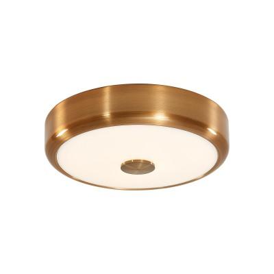 Светильник Citilux CL706122круглые светильники<br>Светильник Citilux CL706122 сделает Ваш интерьер современным, стильным и запоминающимся! Наиболее функционально и эстетически привлекательно модель будет смотреться в гостиной, зале, холле или другой комнате. А в комплекте с люстрой и торшером из этой же коллекции, сделает помещение по-дизайнерски профессиональным и законченным.