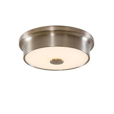 Citilux Фостер-2 CL706211 Светильник настненно-потолочныйкруглые светильники<br>Настенно-потолочные светильники – это универсальные осветительные варианты, которые подходят для вертикального и горизонтального монтажа. В интернет-магазине «Светодом» Вы можете приобрести подобные модели по выгодной стоимости. В нашем каталоге представлены как бюджетные варианты, так и эксклюзивные изделия от производителей, которые уже давно заслужили доверие дизайнеров и простых покупателей.  Настенно-потолочный светильник Citilux CL706211 станет прекрасным дополнением к основному освещению. Благодаря качественному исполнению и применению современных технологий при производстве эта модель будет радовать Вас своим привлекательным внешним видом долгое время. Приобрести настенно-потолочный светильник Citilux CL706211 можно, находясь в любой точке России.<br><br>S освещ. до, м2: 6<br>Цветовая t, К: 3000K<br>Тип лампы: LED-светодиодная<br>Тип цоколя: LED<br>Цвет арматуры: серебристый хром<br>Количество ламп: 15<br>Диаметр, мм мм: 255<br>Высота, мм: 80<br>MAX мощность ламп, Вт: 1
