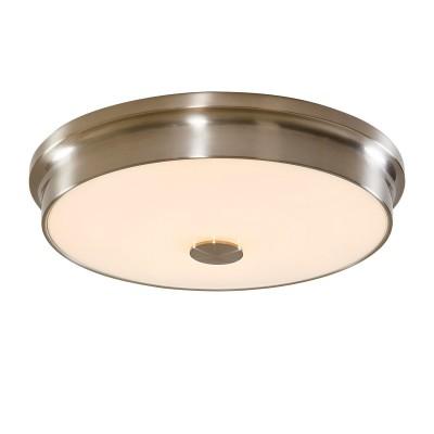 Citilux Фостер-2 CL706231 Светильник настненно-потолочныйКруглые<br>Настенно-потолочные светильники – это универсальные осветительные варианты, которые подходят для вертикального и горизонтального монтажа. В интернет-магазине «Светодом» Вы можете приобрести подобные модели по выгодной стоимости. В нашем каталоге представлены как бюджетные варианты, так и эксклюзивные изделия от производителей, которые уже давно заслужили доверие дизайнеров и простых покупателей.  Настенно-потолочный светильник Citilux CL706231 станет прекрасным дополнением к основному освещению. Благодаря качественному исполнению и применению современных технологий при производстве эта модель будет радовать Вас своим привлекательным внешним видом долгое время. Приобрести настенно-потолочный светильник Citilux CL706231 можно, находясь в любой точке России.<br><br>S освещ. до, м2: 12<br>Цветовая t, К: 3000K<br>Тип лампы: LED-светодиодная<br>Тип цоколя: LED<br>Цвет арматуры: серебристый хром<br>Количество ламп: 30<br>Диаметр, мм мм: 415<br>Высота, мм: 90<br>MAX мощность ламп, Вт: 1