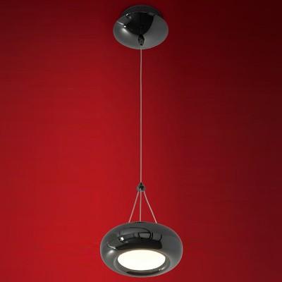 Citilux Орбита CL707113 Светильник подвеснойОдиночные<br><br><br>Тип товара: Светильник подвесной<br>Тип лампы: LED<br>Тип цоколя: LED<br>Количество ламп: 6<br>MAX мощность ламп, Вт: 6<br>Диаметр, мм мм: 160<br>Размеры: Диаметр 16см, Высота 30-150см, Светодиоды с цветовой температурой 3000К<br>Высота, мм: 300 - 1500
