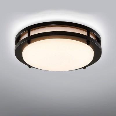 Citilux Бостон CL709155 Накладной светильникКруглые<br>Настенно-потолочные светильники – это универсальные осветительные варианты, которые подходят для вертикального и горизонтального монтажа. В интернет-магазине «Светодом» Вы можете приобрести подобные модели по выгодной стоимости. В нашем каталоге представлены как бюджетные варианты, так и эксклюзивные изделия от производителей, которые уже давно заслужили доверие дизайнеров и простых покупателей.  Настенно-потолочный светильник Citilux CL709155 станет прекрасным дополнением к основному освещению. Благодаря качественному исполнению и применению современных технологий при производстве эта модель будет радовать Вас своим привлекательным внешним видом долгое время. Приобрести настенно-потолочный светильник Citilux CL709155 можно, находясь в любой точке России. Компания «Светодом» осуществляет доставку заказов не только по Москве и Екатеринбургу, но и в остальные города.<br><br>S освещ. до, м2: 6<br>Цветовая t, К: 3000К<br>Тип цоколя: LED<br>Количество ламп: 15<br>MAX мощность ламп, Вт: 1W<br>Диаметр, мм мм: 255<br>Высота, мм: 70