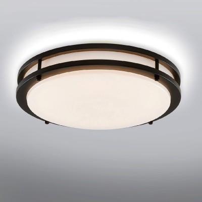 Citilux Бостон CL709255 Накладной светильниккруглые светильники<br>Настенно-потолочные светильники – это универсальные осветительные варианты, которые подходят для вертикального и горизонтального монтажа. В интернет-магазине «Светодом» Вы можете приобрести подобные модели по выгодной стоимости. В нашем каталоге представлены как бюджетные варианты, так и эксклюзивные изделия от производителей, которые уже давно заслужили доверие дизайнеров и простых покупателей.  Настенно-потолочный светильник Citilux CL709255 станет прекрасным дополнением к основному освещению. Благодаря качественному исполнению и применению современных технологий при производстве эта модель будет радовать Вас своим привлекательным внешним видом долгое время. Приобрести настенно-потолочный светильник Citilux CL709255 можно, находясь в любой точке России.<br><br>S освещ. до, м2: 10<br>Цветовая t, К: 3000К<br>Тип цоколя: LED<br>Количество ламп: 25<br>Диаметр, мм мм: 355<br>Высота, мм: 75<br>MAX мощность ламп, Вт: 1W
