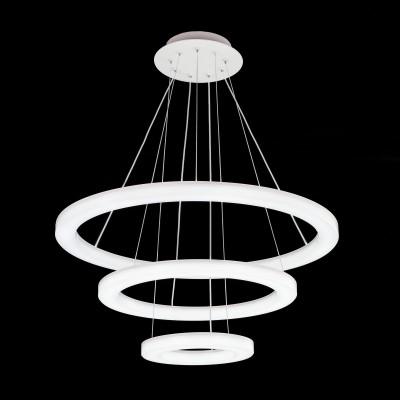 Citilux CL710104RS Электрон ЛюстраПодвесные<br><br><br>Установка на натяжной потолок: Да<br>S освещ. до, м2: 26<br>Цветовая t, К: 3000 - 4500<br>Тип лампы: LED<br>Тип цоколя: LED<br>MAX мощность ламп, Вт: 104<br>Диаметр, мм мм: 1000<br>Высота, мм: 80