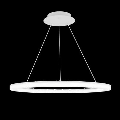 Citilux Электрон CL71064RS Подвесной светильникПодвесные<br>Подвесной светодиодный светильник может управляться как с пульта так и от настенного выключателя. С помощью пульта возможна регулировка яркости и цветовой температуры в широких пределах. Также светильник имеет модуль потолочного света. Данная опция позволяет создать эффект мягкого «закарнизного» освещения. Потолочный модуль может включаться отдельно или вместе с основным светом.<br><br>Установка на натяжной потолок: Да<br>S освещ. до, м2: 26<br>Цветовая t, К: 3000 - 4200<br>Тип лампы: LED<br>MAX мощность ламп, Вт: 64<br>Диаметр, мм мм: 650<br>Высота, мм: 400 - 1300<br>Цвет арматуры: белый