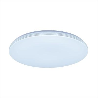 Светильник настенно-потолочный Citilux CL714R48Nкруглые светильники<br>Светильник настенно-потолочный Citilux CL714R48N сделает Ваш интерьер современным, стильным и запоминающимся! Наиболее функционально и эстетически привлекательно модель будет смотреться в гостиной, зале, холле или другой комнате. А в комплекте с люстрой и торшером из этой же коллекции, сделает помещение по-дизайнерски профессиональным и законченным.