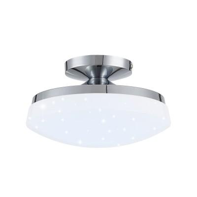 CL716011Nz Тамбо Св-к Наст.-Потол. 12W*4000Kкруглые светильники<br><br><br>Цветовая t, К: 4000<br>Тип лампы: LED<br>Тип цоколя: LED<br>Диаметр, мм мм: 215<br>Высота, мм: 140<br>MAX мощность ламп, Вт: 12
