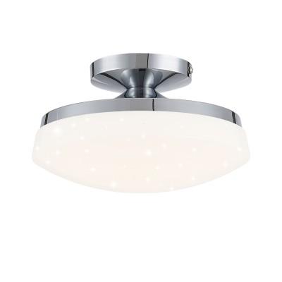CL716011Wz Тамбо Св-к Наст.-Потол. 12W*3000Kкруглые светильники<br><br><br>Цветовая t, К: 3000<br>Тип лампы: LED<br>Диаметр, мм мм: 215<br>Высота, мм: 140<br>MAX мощность ламп, Вт: 12