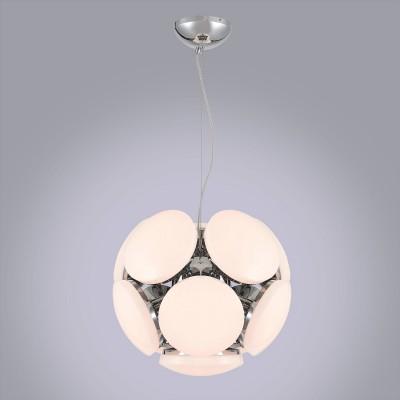 CL716221Wz Тамбо Св-к Люстра 11*12W*3000KПодвесные<br><br><br>S освещ. до, м2: 53<br>Цветовая t, К: 3000<br>Тип лампы: LED-светодиодная<br>Тип цоколя: LED<br>Цвет арматуры: серебристый<br>Количество ламп: 11<br>MAX мощность ламп, Вт: 12
