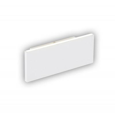 Citilux CL719090 Рейзор Светильник настенный браХай-тек<br><br><br>Тип лампы: LED-светодиодная<br>Тип цоколя: LED<br>Цвет арматуры: Белый<br>Ширина, мм: 230<br>Длина, мм: 150<br>Расстояние от стены, мм: 60<br>Высота, мм: 110<br>MAX мощность ламп, Вт: 9