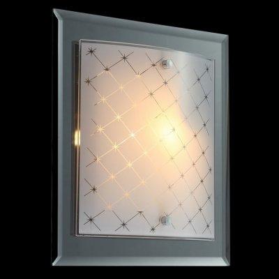 Светильник Maytoni C800-CL-01-N Modern 5Прямоугольные<br>Подбирая светильник для своего помещения по небольшой цене, обратите внимание на компанию Maytoni. Настенно-потолочный светильник состоит из высококачественного металла и стеклянного плафона с узором. Посмотрев на представленное фото, вы увидите, что осветительный прибор от Майтони покрыт хромовым напылением. Стоимость настенно-потолочного светильника Maytoni Geometry C800-CL-01-N, покрытого хромовым напылением, настолько доступна, что вы не сможете не купить его. Также в нашем магазине<br><br>S освещ. до, м2: 4<br>Тип лампы: накаливания / энергосбережения / LED-светодиодная<br>Тип цоколя: E27<br>Цвет арматуры: серебристый<br>Количество ламп: 1<br>Ширина, мм: 270<br>Выступ, мм: 90<br>Длина, мм: 270<br>MAX мощность ламп, Вт: 60